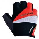 Перчатки JAFFSON SCG 46-0206  L (чёрный/красный/белый)